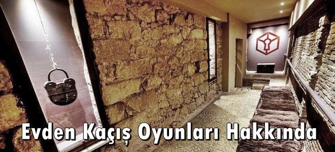 Korku Evi ve Evden Kaçış Oyunları İstanbul