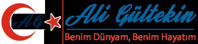 Ali Gültekin | Benim Dünyam, Benim Hayatım