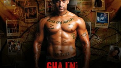 Photo of Ghajini Filmi